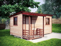 Гостевой домик 5х3