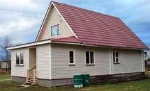 Пристройка комнаты к деревянному дому