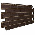 Фасадная панель VОХ VILO BRICK ФУГА кирпич темно коричневый