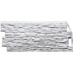 Фасадная панель Fine Ber скала мелованный белый