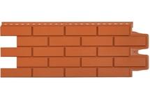 Фасадные панели Grand Line клинкерный кирпич стандарт терракотовый