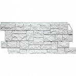 Фасадная панель Fine Ber камень дикий мелованный
