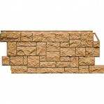 Фасадная панель Fine Ber камень дикий песочный