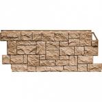 Фасадная панель Fine Ber камень дикий терракотовый