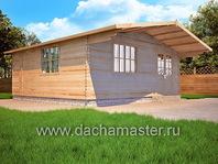 Одноэтажный домик 6060