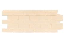 Фасадные панели Grand Line состаренный кирпич стандарт песочный