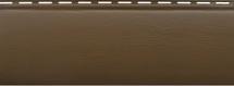 Сайдинг Альта Профиль блокхаус BH 01 красно коричневый