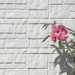 "Сайдинг ""ТECOS"" натуральный камень белый"