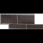Сайдинг Альта Профиль камень флорентийский коричневый