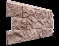 """Фасадная панель Docke """"Fels"""" камень перламутровый"""