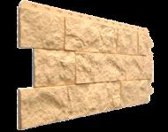 """Фасадная панель Docke """"Fels"""" камень слоновая кость"""