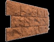 """Фасадная панель Docke """"Fels"""" камень терракотовый"""