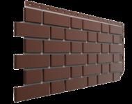 """Фасадная панель Docke """"Flemish"""" кирпич коричневый"""