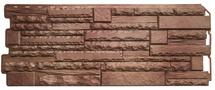 Сайдинг Альта Профиль скалистый камень пиренеи